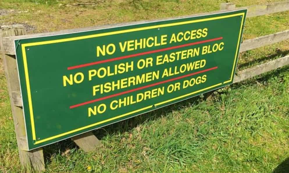 no polish fishermen