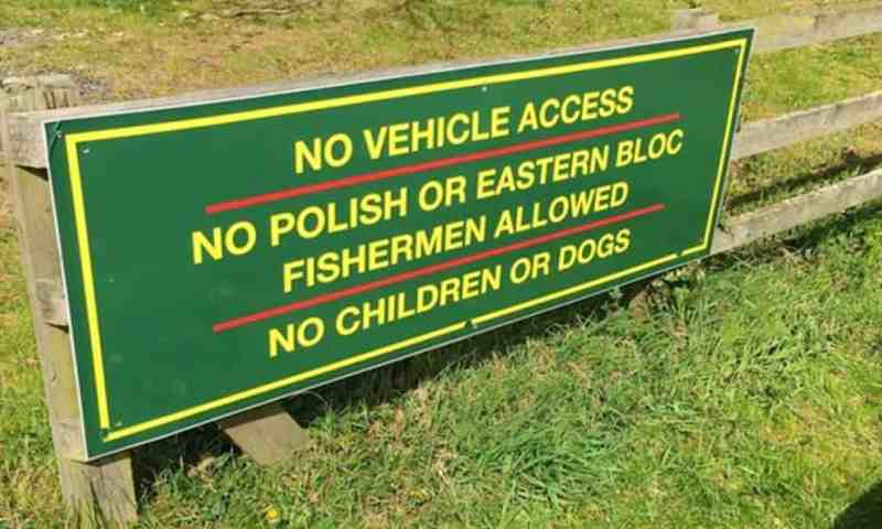 no polish fishermen