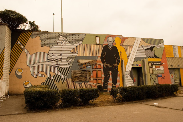 hrabal wall
