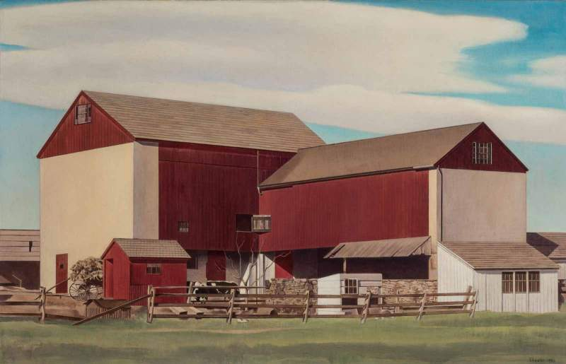modernism-sheeler